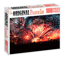 Festival Night Wooden 1000 Piece Jigsaw Puzzle Toy For Adults and Kids