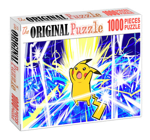 PI-KA-CHU Wooden 1000 Piece Jigsaw Puzzle Toy For Adults and Kids