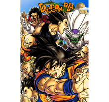 Dragon Ball Rage is Wooden 1000 Piece Jigsaw Puzzle Toy For Adults and Kids