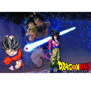 New Born Gohan is Wooden 1000 Piece Jigsaw Puzzle Toy For Adults and Kids