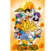 A Gohan Wooden 1000 Piece Jigsaw Puzzle Toy For Adults and Kids