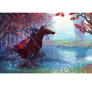 Last Knight Wooden 1000 Piece Jigsaw Puzzle Toy For Adults and Kids