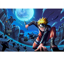A Naruto Dagger Wooden 1000 Piece Jigsaw Puzzle Toy For Adults and Kids