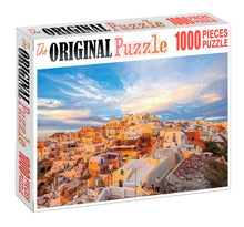 A Sunny Day Landscape Wooden 1000 Piece Jigsaw Puzzle Toy For Adults and Kids
