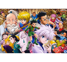 Hunter X Hunter is Wooden 1000 Piece Jigsaw Puzzle Toy For Adults and Kids