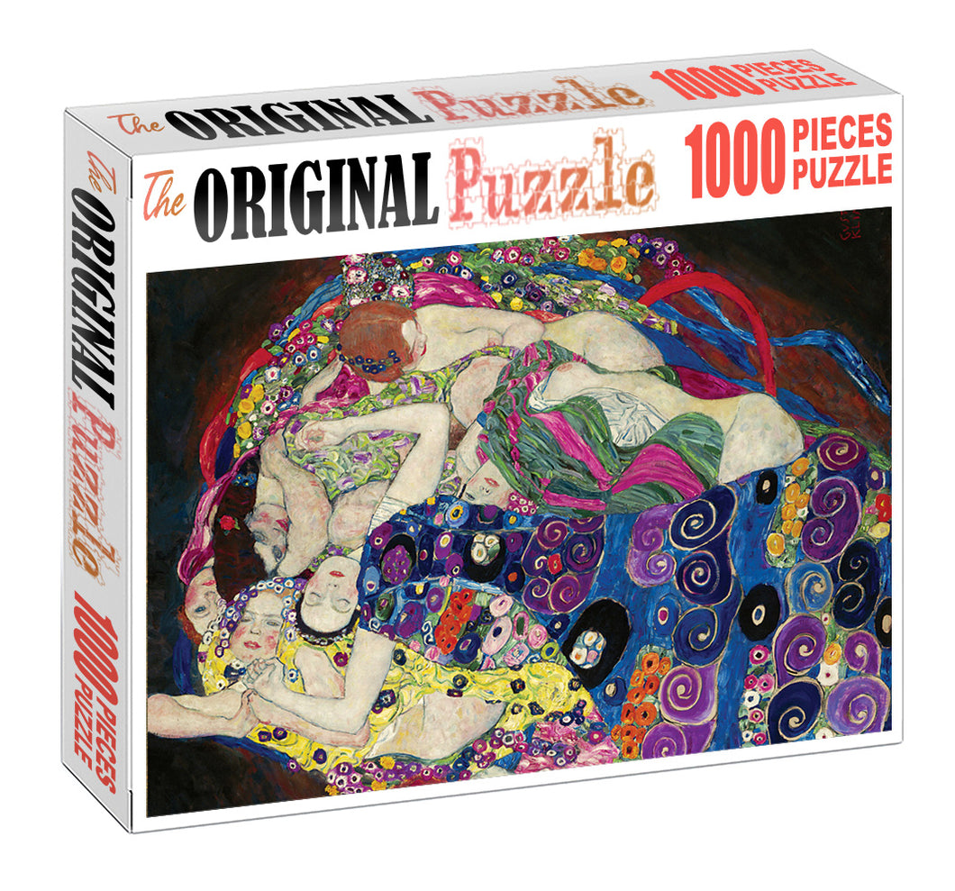 Dream of Women is Wooden 1000 Piece Jigsaw Puzzle Toy For Adults and Kids