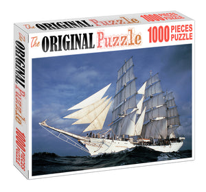 Baraque is Wooden 1000 Piece Jigsaw Puzzle Toy For Adults and Kids