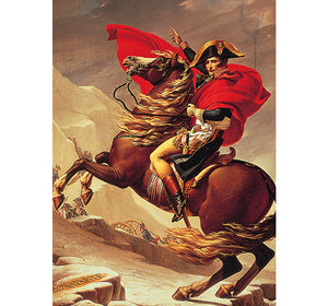 Napoleon Bonapart is Wooden 1000 Piece Jigsaw Puzzle Toy For Adults and Kids