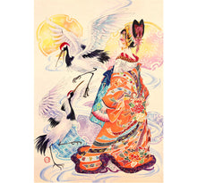 Maiden of Swans is Wooden 1000 Piece Jigsaw Puzzle Toy For Adults and Kids