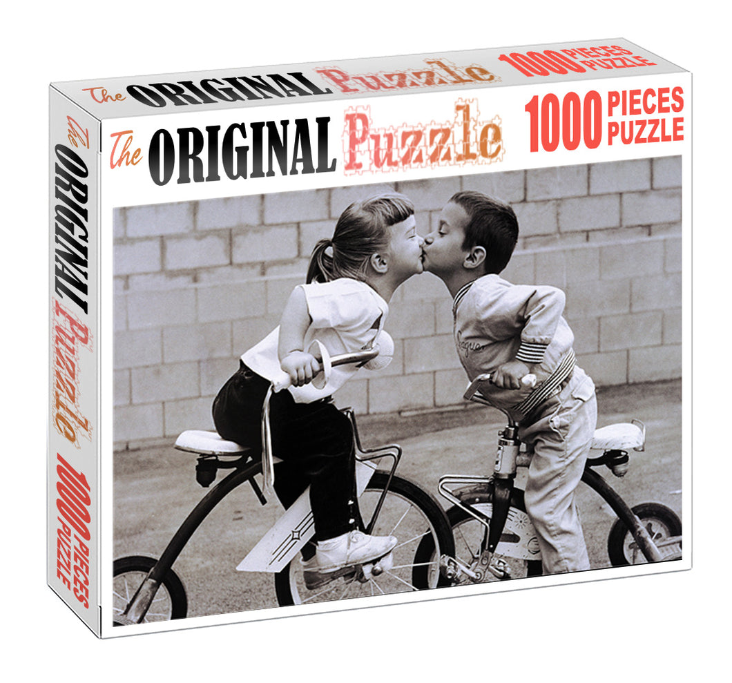 Loving Kids is Wooden 1000 Piece Jigsaw Puzzle Toy For Adults and Kids