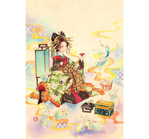 My Lady of Emperor is Wooden 1000 Piece Jigsaw Puzzle Toy For Adults and Kids