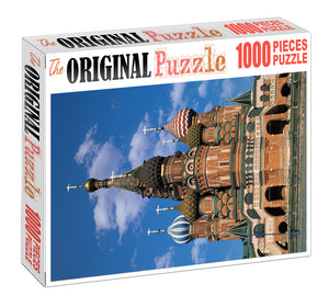 Disney Land Photography is Wooden 1000 Piece Jigsaw Puzzle Toy For Adults and Kids