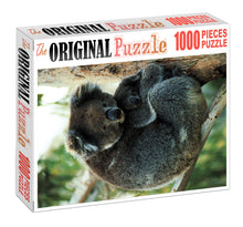 Koala Bear Wooden 1000 Piece Jigsaw Puzzle Toy For Adults and Kids