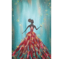 Red Cape Dress is Wooden 1000 Piece Jigsaw Puzzle Toy For Adults and Kids