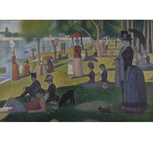 A Sunday on La Grande Wooden 1000 Piece Jigsaw Puzzle Toy For Adults and Kids