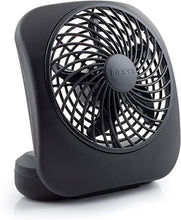 Load image into Gallery viewer, BATTERY OPERATED PORTABLE FAN