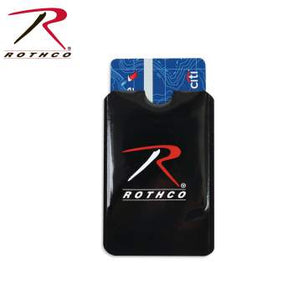 Rothco RFID Blocking Credit Card and Passport Sleeve