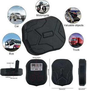 3G REAL TIME GPS TRACKER