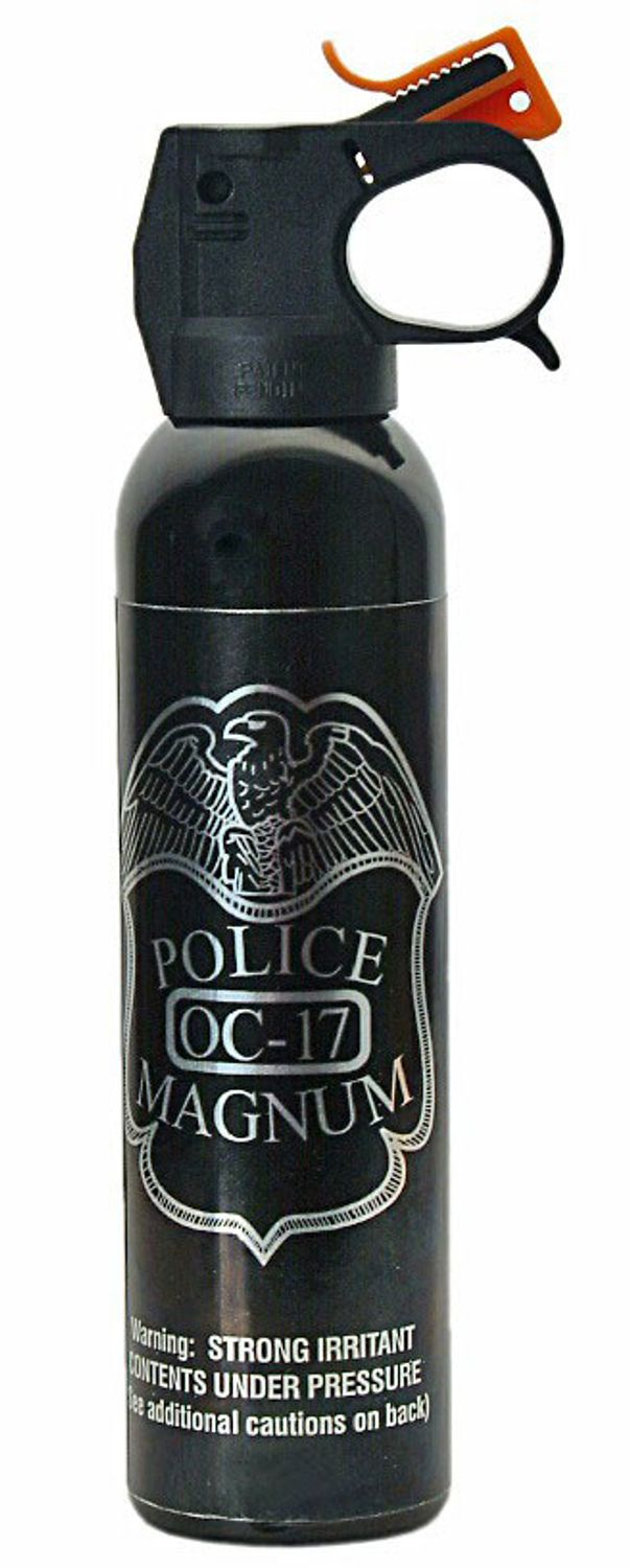 PEPPER SPRAY 1LB (9oz)