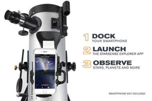 Load image into Gallery viewer, STARSENSE EXPLORER LT 127AZ SMARTPHONE APP-ENABLED NEWTONIAN REFLECTOR TELESCOPE