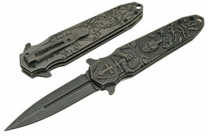 POCKET ASSISTED KNIFE