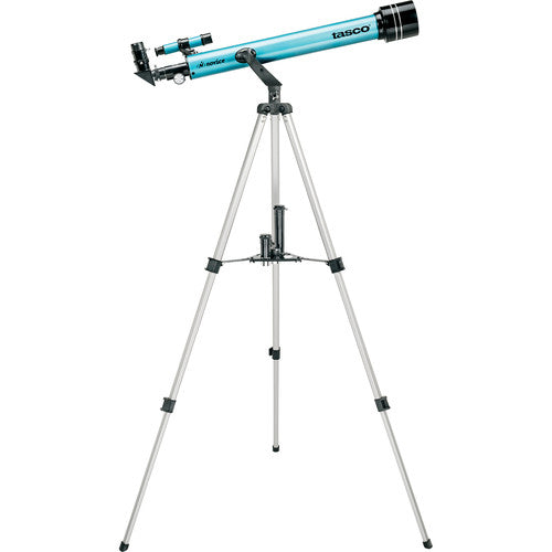 Tasco Novice 60mm f/12 Refractor Telescope. POWER (350X)