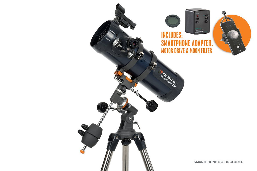 ASTROMASTER 114EQ-MD TELESCOPE
