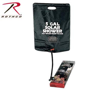 ROTHCO 5 GALLON PORTABLE SHOWER