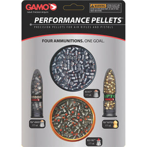 GAMO PERFORMANCE PELLETS .177