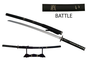 SWORD OF BATTLE SAMURAI