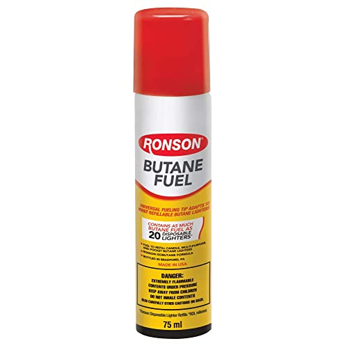 Ronson Multi-Fill Ultra Butane Fuel