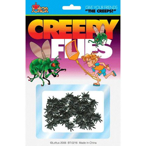 CREEPY FLIES