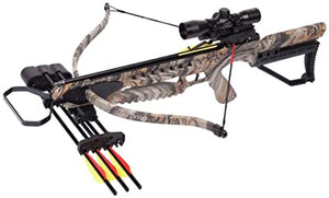 CENTER POINT CROSSBOW 245FPS CAMO