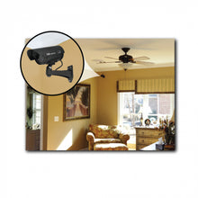 Load image into Gallery viewer, 5 Inch IR Dummy Camera Silver