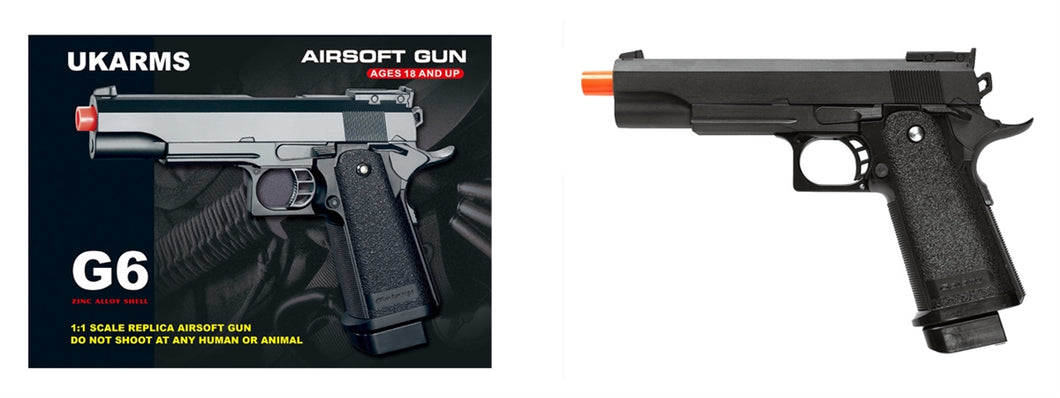 AIRSOFT SPRING PISTOL
