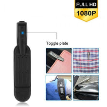 Load image into Gallery viewer, Pocket Clip Hidden Spy Camera with Built in DVR