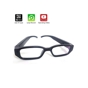 EYE GLASSES HIDDEN SPY CAMERA