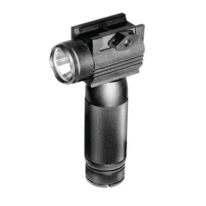 HILIGHT TACTICAL VERTICAL FOREGRIP RAIL MOUNTED 1000 LM FLASHLIGHT