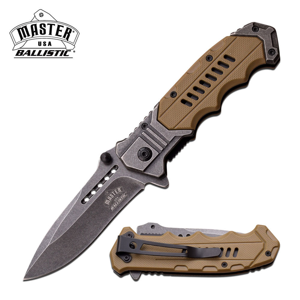 MASTER USA SPRING ASSISTED KNIFE