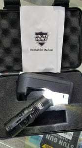 POLICE FORCE MINI TACTICAL L2 LED FLASHLIGHT