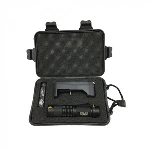 POLICE FORCE TACTICAL T6 LED FLASLIGHT