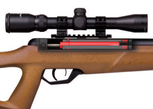 Load image into Gallery viewer, Benjamin Trail NP2 Air Rifle, Scope, Wood Stock .22CAL