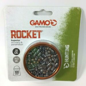 GAMO ROCKET PELLETS .22