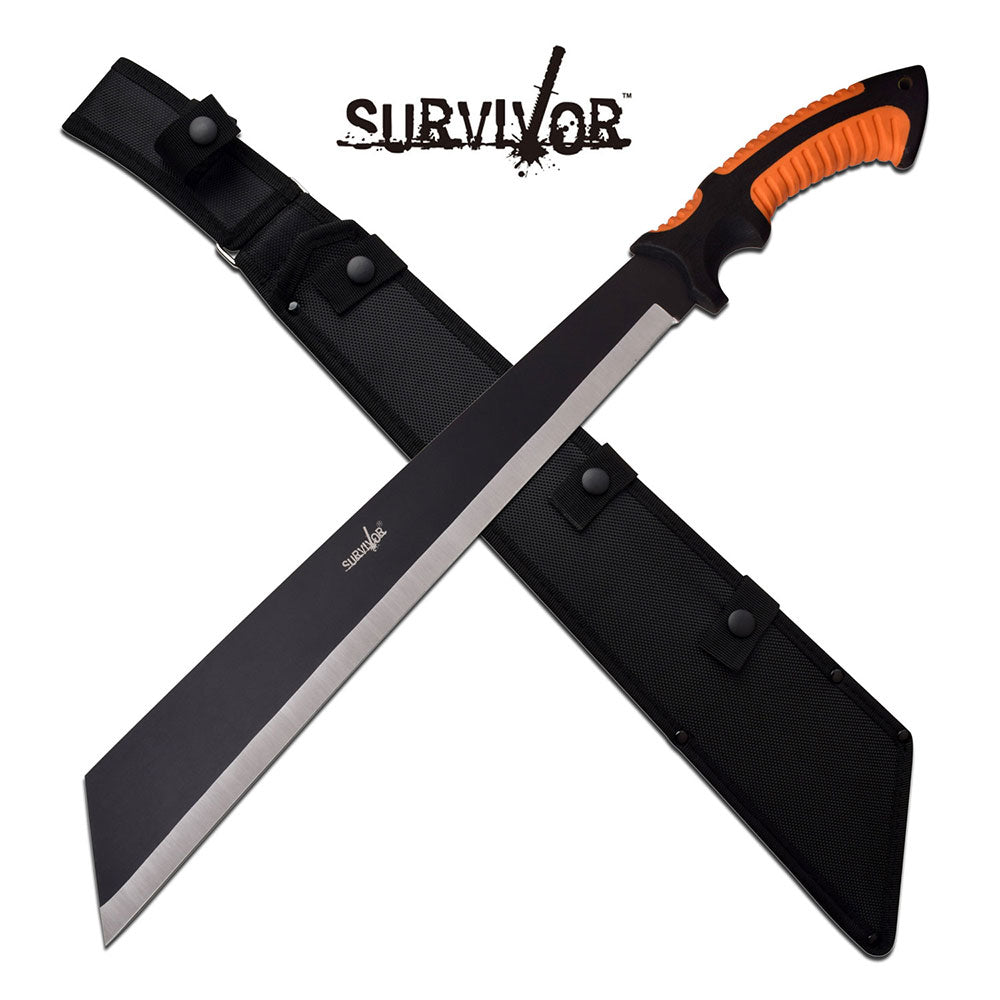 SURVIVOR TANTO MACHETE