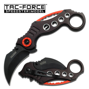 KARAMBIT TACTICAL SPRING ASSISTED KNIFE