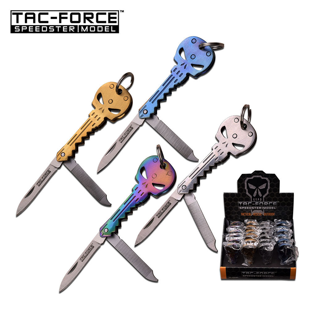TAC FORCE FOLDING KNIFE 2.5