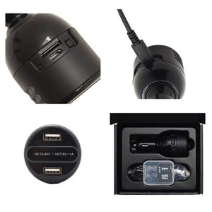 CAR CHARGER HIDDEN CAMERA