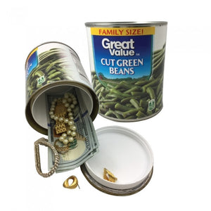 CAN SAFE GREEN BEANS