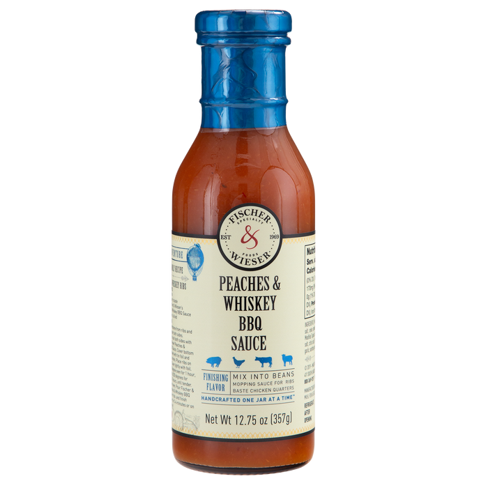 Fisher & Wieser BBQ Sauces