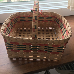 Square and Rectangle Baskets